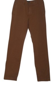 J.Crew Khaki/Chino Pants Chestnut