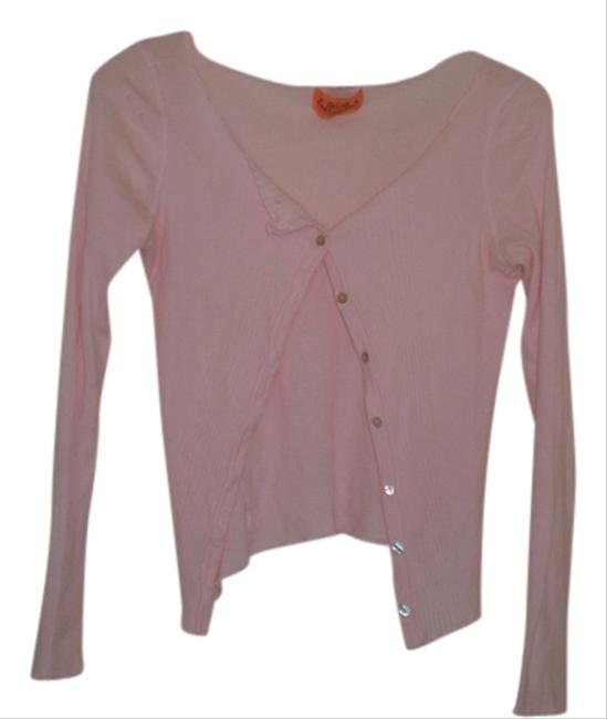 Preload https://item1.tradesy.com/images/juicy-couture-cardigan-light-pink-3925705-0-0.jpg?width=400&height=650