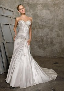 Mori Lee Mori Lee 2505 Wedding Dress