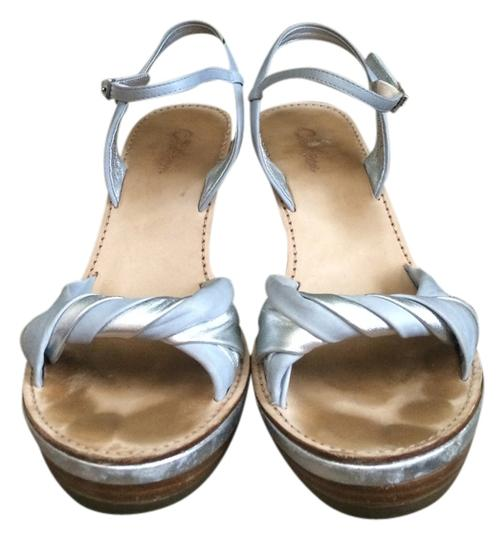 Preload https://item1.tradesy.com/images/cole-haan-light-blue-and-silver-air-grier-wedges-size-us-8-regular-m-b-3925810-0-0.jpg?width=440&height=440