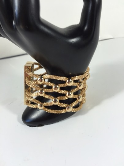 Saks Fifth Avenue Saks Fifth Avenue Gold Bracelet cuff New