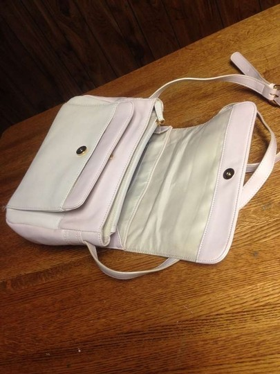 Giani Bernini Leather Purse Shoulder Cross Body Bag