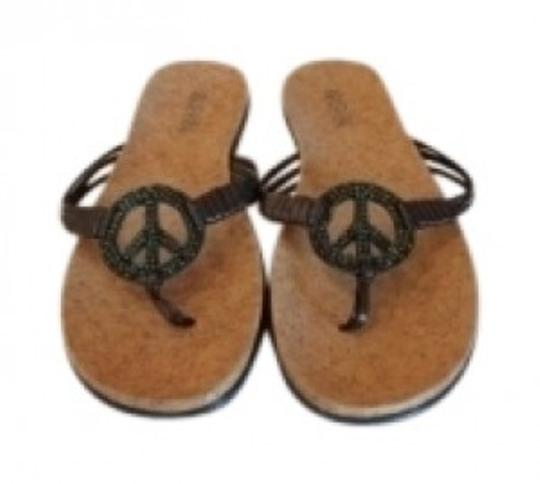 Preload https://item1.tradesy.com/images/kenneth-cole-reaction-black-peace-sign-sandals-size-us-85-regular-m-b-39290-0-0.jpg?width=440&height=440