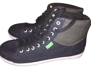 Keep Hightop Sneakers Casual Neverworn Whitesole Navy Navy blue Athletic