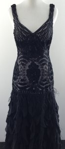 Sue Wong Black Sue Wong Dress