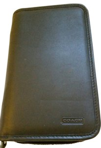 Coach Temporary 10% Off-Premium Leather Organizer/Passport Holder