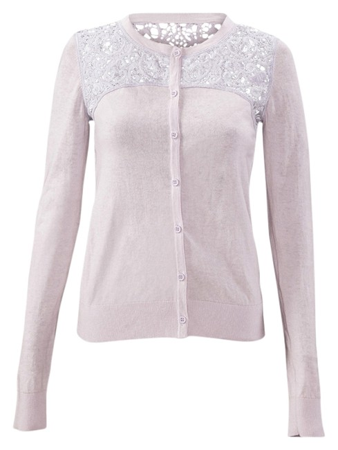Item - Lilac Lace #184 New with Sample Tag Cardigan Size 4 (S)