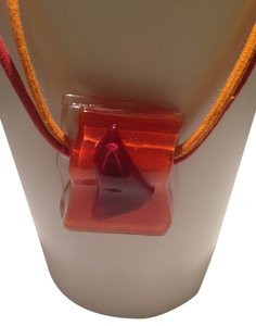 Other Hokie and Virginia Tech-colored Necklace