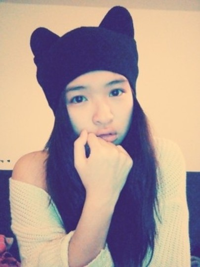 Vivi Vivi Kawaii Cat ear beanie