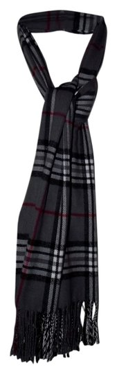 Preload https://item5.tradesy.com/images/gray-cashmere-black-block-check-plaid-evening-casual-scarfwrap-3938149-0-0.jpg?width=440&height=440