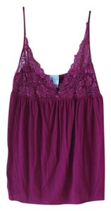 Damsel Lace Top Purple