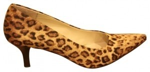 Sam & Libby leopard Pumps
