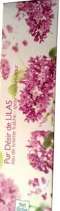 Yves Rocher Pur Desir de Lilas EDT Spray 60ml / 2 fl. Oz. RARE NEW / BOXED Yves