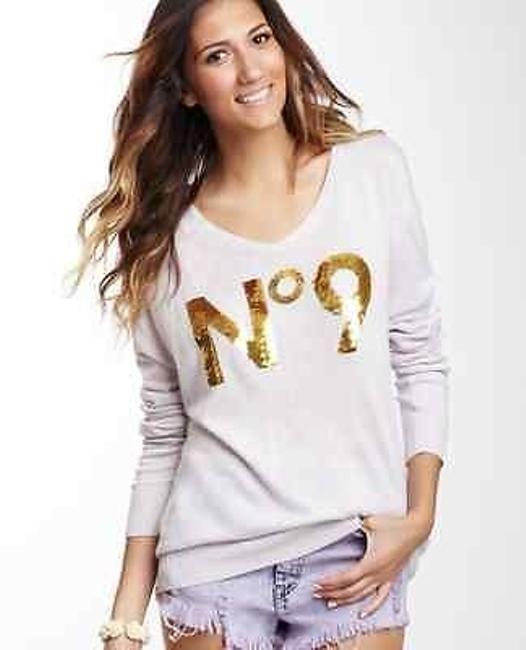 Wildfox Couture Designer Sequin Sweater