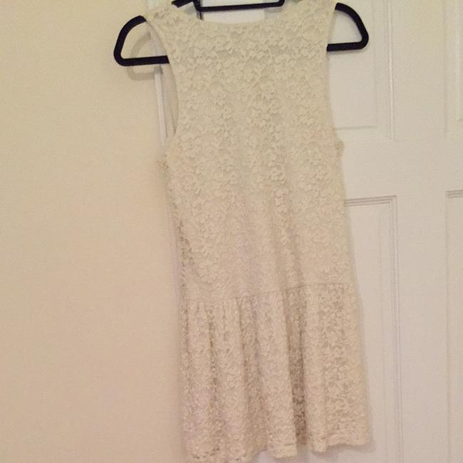 Forever 21 short dress Cream on Tradesy