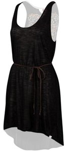 Element short dress black on Tradesy