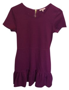 Juicy Couture short dress Short-sleeved Date Night on Tradesy