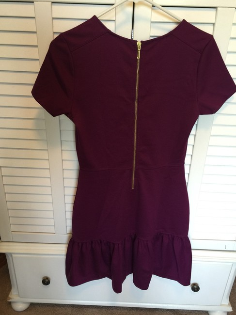 Juicy Couture short dress Short-sleeved Date Night Night Out on Tradesy