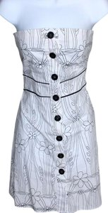 Prada short dress White on Tradesy