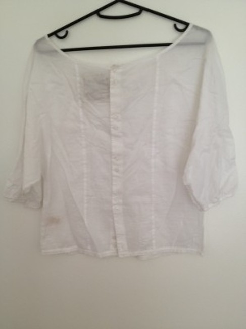 Free People Top White