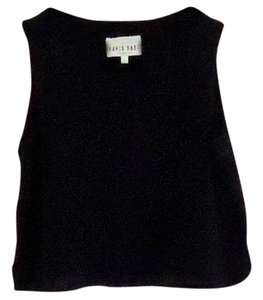 David Dart Rayon Top black