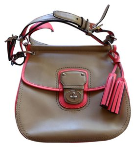 Coach New Spring Fall Willis Shoulder Bag