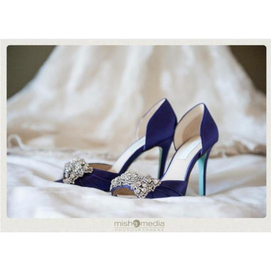 Betsey Johnson Gown Wedding Shoes
