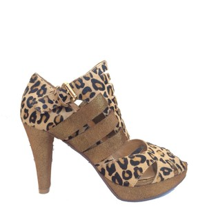 Jeffrey Campbell Jc Leopard Platforms