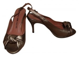Pedro Miralles Bronze Pumps