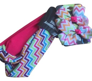 Other NWT Chevron Hair Accessory Bundle