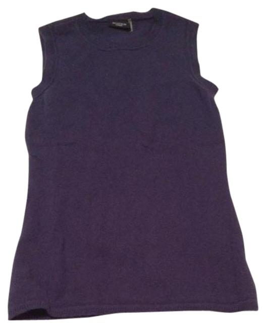 Preload https://item4.tradesy.com/images/magaschoni-blue-cashmere-tank-topcami-size-0-xs-394303-0-0.jpg?width=400&height=650