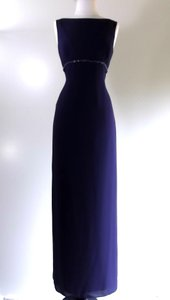 Alfred Angelo Eggplant Style 6722 Dress