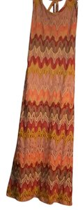 Multi-color Maxi Dress by Judith March