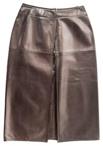 Herms Skirt Brown