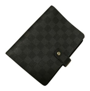 Louis Vuitton Louis Vuitton Graphite Agenda Day Planner