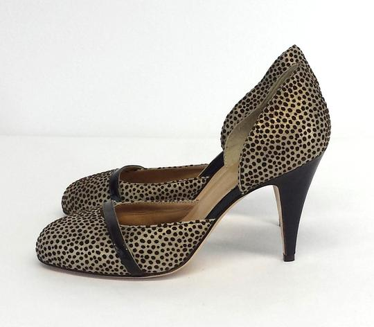 Gigi Favela Suede Leather Pumps