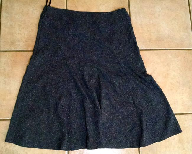 Sandro Size 12 Dress Summersale Maxi Skirt Charcoal