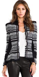 Rebecca Taylor Tweed Black & White Jacket