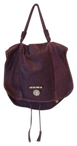 Badgley Mischka Leather Leather Hobo Bag