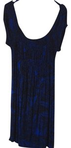 Banana Republic short dress Blue on Tradesy
