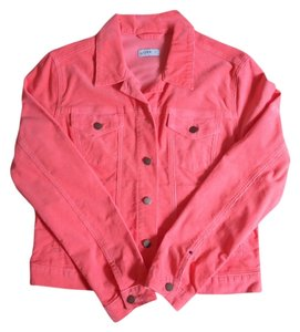 Gap Courdoroy Salmon Jacket