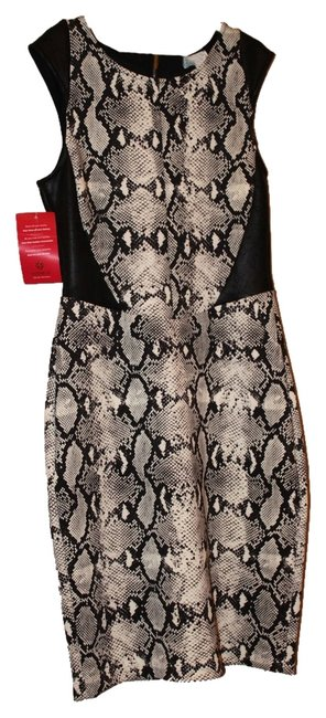 Weston Wear Hot Mama Size 6 Length Snake Dress