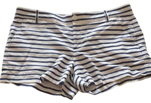 Gap Shorts White & Navy