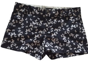 Banana Republic Shorts Navy w/pattern