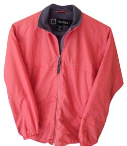 Marmot Zip Up Youth Salmon Jacket