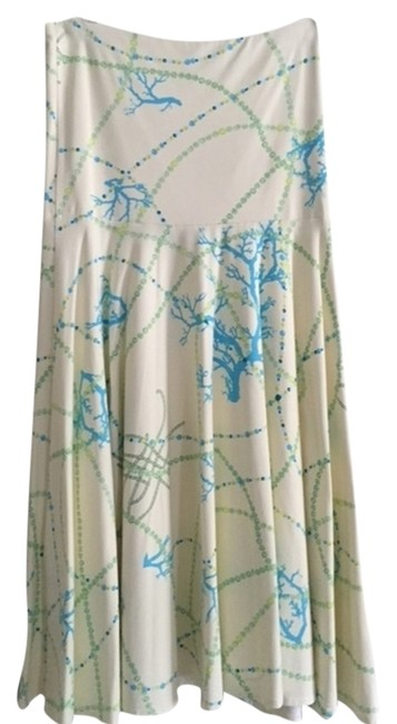 Preload https://item2.tradesy.com/images/jmclaughlin-pale-yellow-and-blue-above-knee-short-casual-dress-size-8-m-3948286-0-0.jpg?width=400&height=650