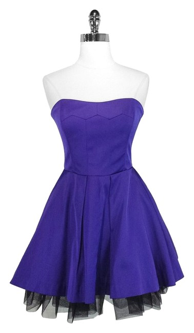 Preload https://item5.tradesy.com/images/french-connection-purple-strapless-full-skirt-short-night-out-dress-size-4-s-3948529-0-0.jpg?width=400&height=650