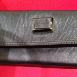 Marc by Marc Jacobs Marc By Marc Jacobs Pewter Metallic Full Size Wallet