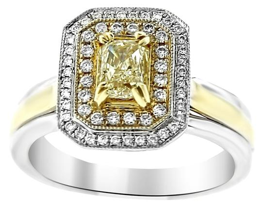 Preload https://item3.tradesy.com/images/gabriel-and-loren-k-glk-14k-two-tone-gold-100ct-diamond-ring-3949192-0-0.jpg?width=440&height=440