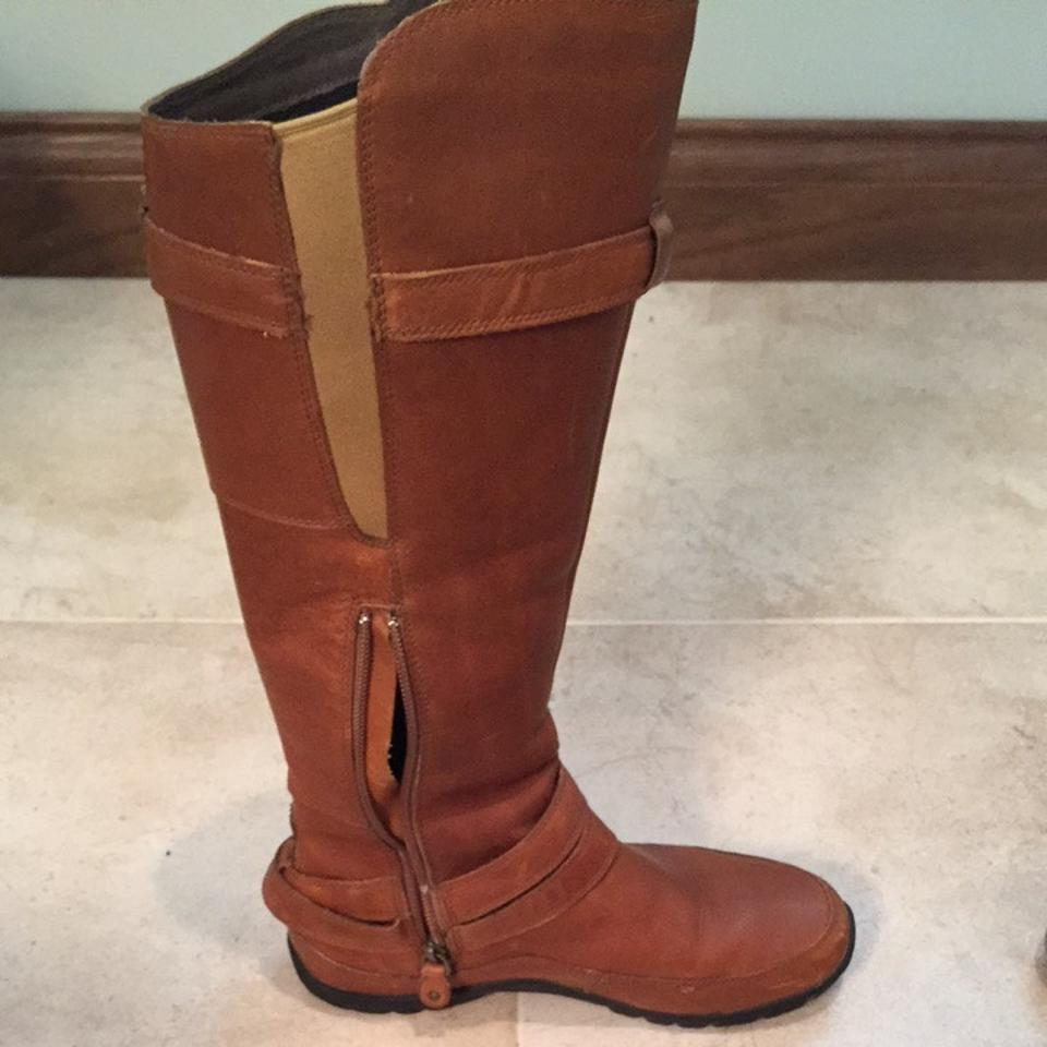 4b1011aed Brown Bryn Boots/Booties